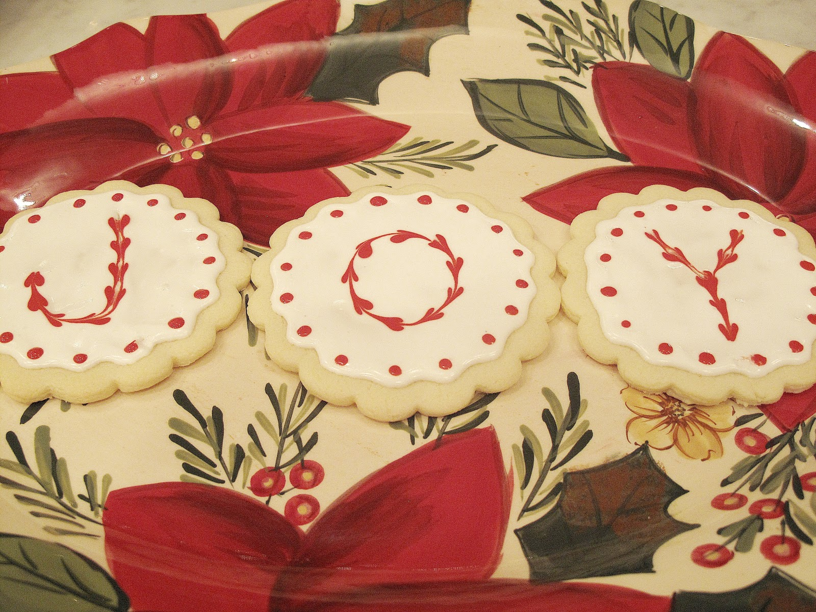 Nutcracker Sweets Sugar Cookies With Royal Icing Purple