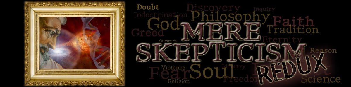 Mere Skepticism