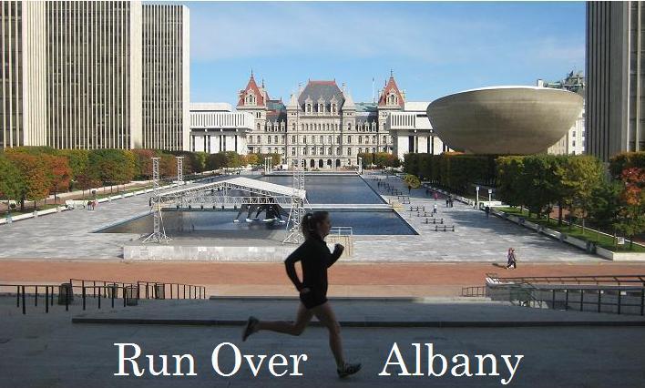 Run Over Albany