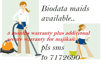 biodatas available..