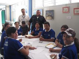ESTUDIANTES DEL SERVICIO COMUNITARIO PARTICIPAN EN JORNADA