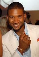 Usher hair style