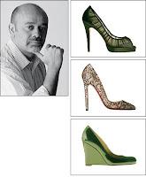 Shoe designer Christian Louboutin