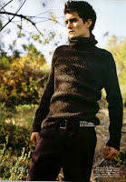 Orlando Bloom Casual Look