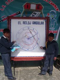 FERIA DE CIENCIA Y TECNOLOGIA