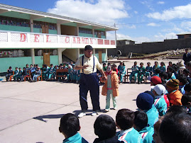 TEATRO EN NUESTRA ESCUELA