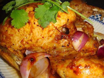 Resepi Ayam Panggang Ala Nandos