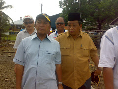 Lawatan Datuk Nasir Bin Tun Sakaran ke Tambisan