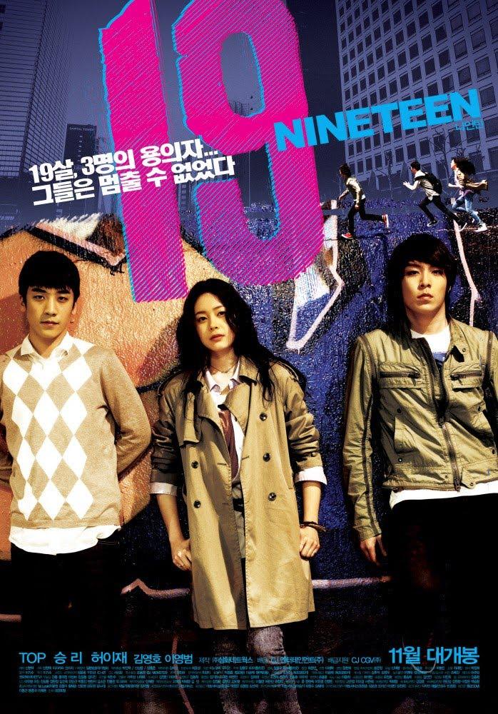 19-Nineteen / Kore Dizisi / T.O.P