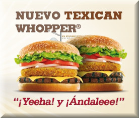 burger king texican whopper mexico more adwords png