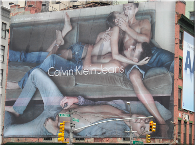 calvin klein soho ny more adwords