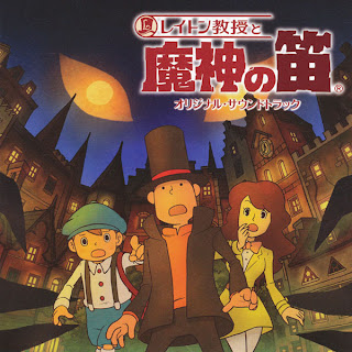Professor Layton and the Devil's Flute Original Soundtrack