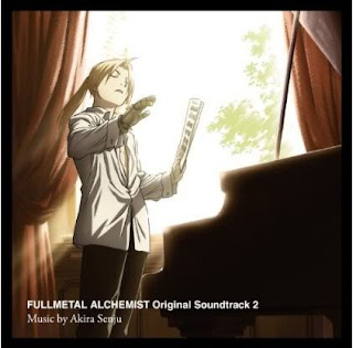 Fullmetal Alchemist Brotherhood Original Soundtrack 2