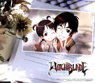 Witchblade ED Single - Ashita no te