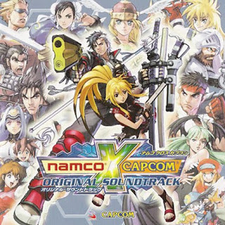 Namco x Capcom Original Soundtrack