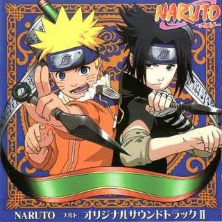 Naruto Original Soundtrack II
