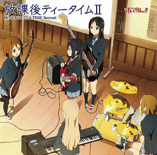 K-ON!! Insert Song Album - Houkago Tea Time II