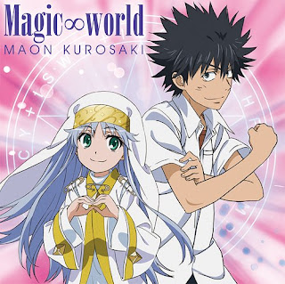 To Aru Majutsu no Index II ED Single - Magic world