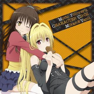 Motto ToLOVEru Character CD2 - Mikan & Yami