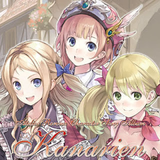 Atelier Rorona Character Song Album ~Kanarien~