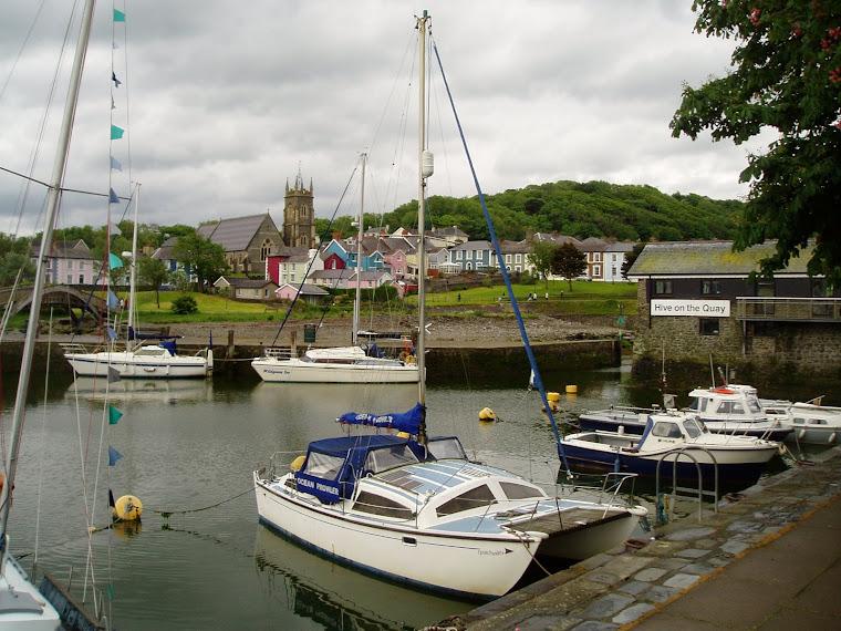 Aberaeron, Cardiganshire
