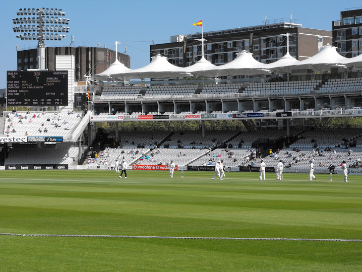 At Lord's 24 April 2009