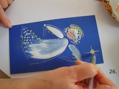Рисуем открытки своими руками