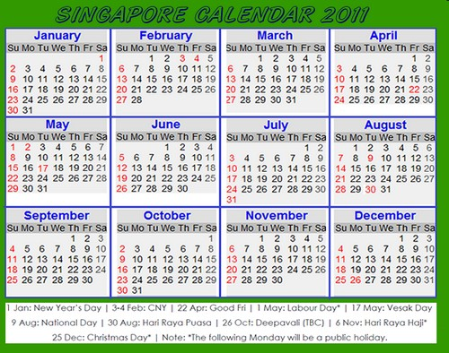 UK BANK HOLIDAYS PRINTABLE 2011 CALENDAR TEMPLATE