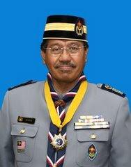 Ketua Pengakap Negara - Datuk Dr.Shafie Mohd Salleh