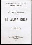Traduction espagnole de textes politiques, 1921