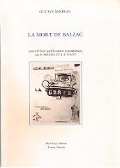 """""""La Mort de Balzac"""", Le Lérot, 1989"""