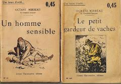 """""""Un homme sensible"""", 1919 , et  """" Le petit gardeur de vaches"""", 1922"""