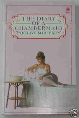 """Traduction anglaise du """"Journal d'une femme de chambre"""", 1986"""