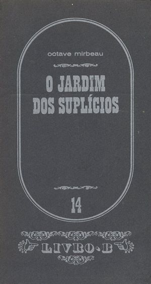 "Traduction portugaise du ""Jardin des supplices"", 1995"