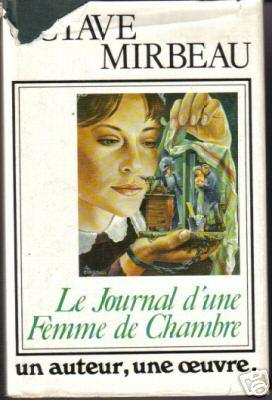 """""""Le Journal d'une femme de chambre"""", France-Loisirs, 1980"""