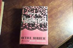 """Traduction américaine du """"Journal d'une femme de chambre"""", préfacée par Jules Romains, 1946"""