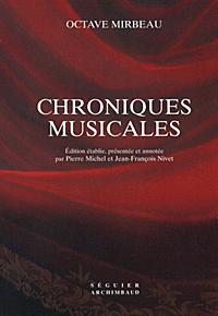 """Chroniques musicales"", 2002"