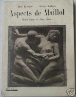 Aspecs de Maillol, 1945