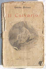 "Traduction italienne du ""Calvaire"", 1902"