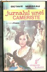 """Traduction roumaine du """"Journal d'une femme de chambre"""", 1994"""