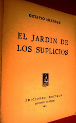 "Traduction chilienne du ""Jardin des supplices"", 1941"