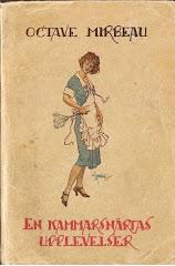 """Traduction suédoise du """"Journal d'une femme de chambre"""", 1945"""