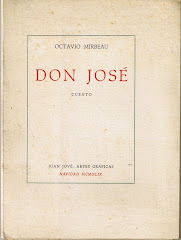 Traduction espagnole de « Monsieur Joseph », 1949