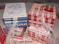 """Le mie scatoline """"Collezione antica"""""""