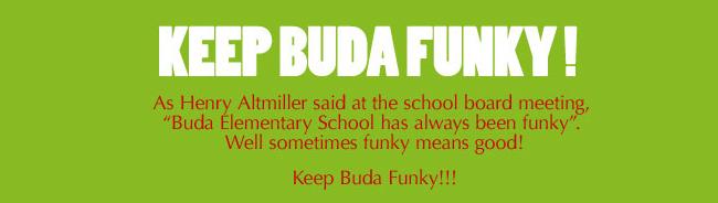 Keep Buda Funky!