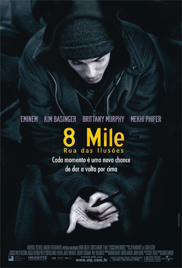 8 Miles : Rua das Ilusões   Dual Áudio + Legenda