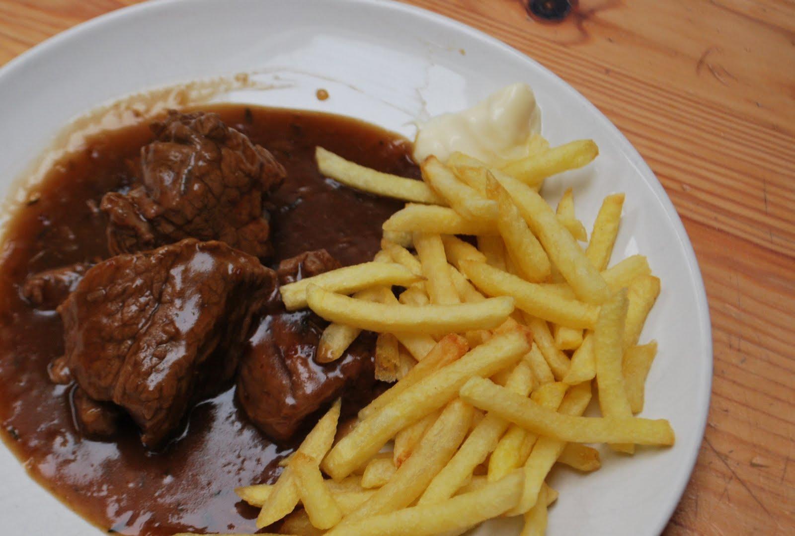 Belçika Mutfağı