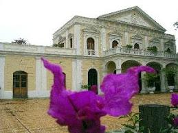 Estación del ferrocarril en Palmira