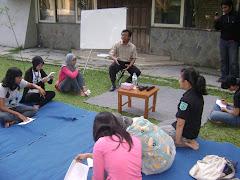 Aktivitas Training