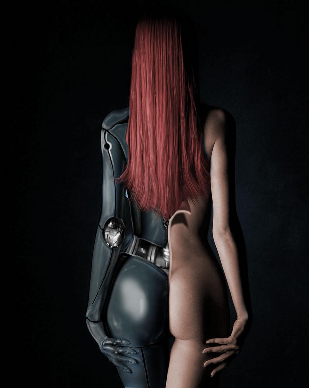 Э робот секс андроид 2 фотография